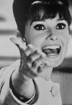Audrey Hepburn-Paris When It Sizzles