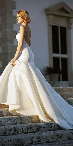 wedding dresses style mermaid 2