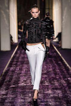 Look 21 - #AtelierVersace Fall/Winter 2014 fashion show.