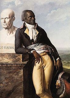 Toussaint L'Ouverture via revolutionanna.bl... - Haitian Revolutionary, the full story is yet to be told