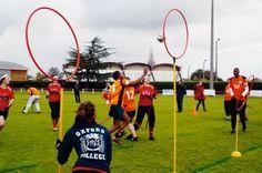 Balais entre les jambes, ballons de tailles différentes et anneaux pour marquer, les règles du quidditch sont encore méconnues