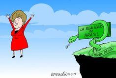 Dilma e a realidade brasileira...
