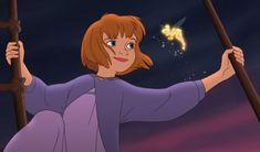 Jane (Peter Pan Return to Neverland) Disney Pixar, Disney Jane, Disney Peter Pan, Disney Fan Art, Disney Girls, Disney And Dreamworks, Disney Movies, Disney Characters, Disney Icons