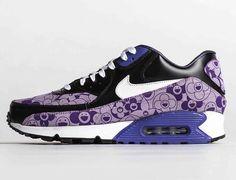low priced fa868 52925 Women s Sneakers   Image via  Etai. Bling Nike ShoesNike Free ShoesNike Air  ForceNike Air MaxAir Max 90 ...