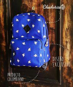 Morrales llenos de estilo y actitud, sólo aquí en #chucheriascm  Información  por  direct o  whatsapp 304 42 17 807  #backpack #chucheriascm #productocolombiano #bags #bucaramanga