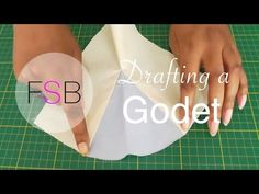Cutting and Sewing Godets, Flounces, Ruffles, and Pleats – Simple Visual Basics | Sew What's New Blog