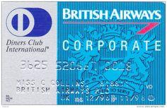 Diners Club / British Airwasys