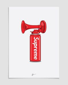 Image of Supreme Air Horn
