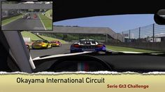 Okayama International Circuit con Gt3 - http://www.rinconracing.es/okayama-international-circuit-con-gt3/