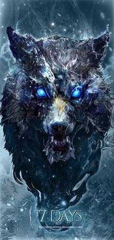 Are You Searching for Wolf Wallpapers? then Here you can find the best and high-quality Wolf Images for mobile, desktop, android phone or iPhone. Fantasy Wolf, Dark Fantasy Art, Dark Art, Fenrir Tattoo, Wolf Artwork, Werewolf Art, Wolf Wallpaper, Game Of Thrones Art, Wolf Pictures