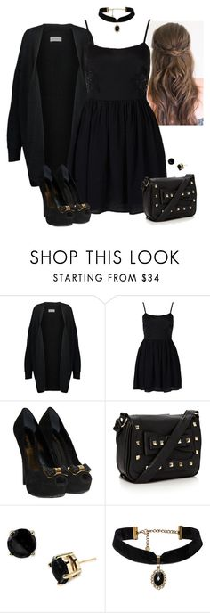 """Bella Funeral Outfit"" by preppyandgirlie2001 ❤ liked on Polyvore featuring Bodas, By Malene Birger, Topshop, Louis Vuitton, Call it SPRING and Kate Spade"
