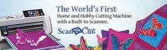Scan and Cut Machine