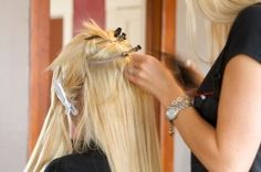 Fusion Hair Extensions May Be The Way To Go!