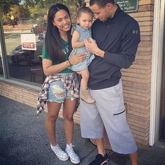 Pictures of Stephen Curry's Family and Daughters | POPSUGAR Celebrity (Gorgeous Wife)