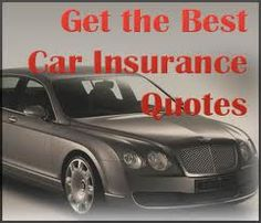 How To Receive Best Car Insurance Quotes