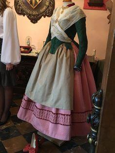 Resultado de imagen de lazos de faldas de trajes de fallera de niña