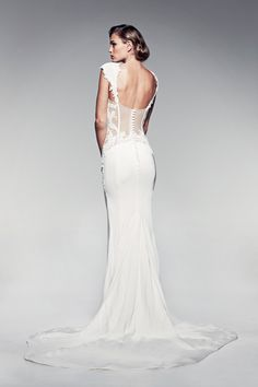 Pallas Couture Fleur Blanche Spring/Summer 2014 Bridal Collection