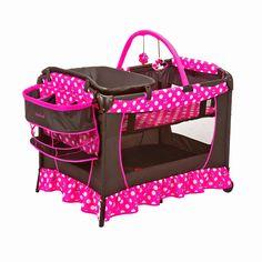 Gentle Baby Travel Bassinet Bed