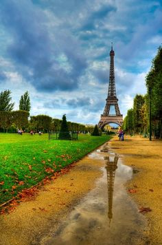 Eiffel Tower, French