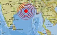 The CELESTIAL Convergence: PLANETARY TREMORS: Strong Magnitude 6.0 Earthquake Hits The Bay Of Bengal - Tremors Felt In East India, Delhi, And Chennai...    5/21/2014