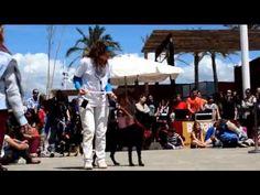 2º desfile solidario de perros abandonados organizado por A.U.P.A (Adopta Un Perro Abandonado) y Bioparc Valencia para fomentar su adopción. 19 de mayo de 2013. www.bioparcvalencia.es