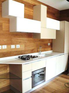 Realizzazione di una #cucina su misura - Raggi Arredamenti #arredi #design