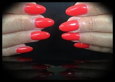 Young Nails gel with ManiQ overlay