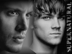 My Favorite WINCHESTER's :)    Very young Boys who grew up to be GREAT AMAZING SELFLESS MEN <3 <3