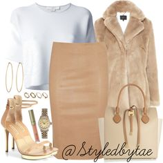 """""""Ladies, hustle in silence."""" by dash-of-thug on Polyvore"""