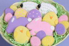 Ostern 2014  leckere Kekse selber backen Osterhasen