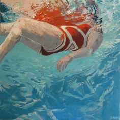 """Samantha French - Park City, 18x24"""", Oil, 2010: SOLD"""
