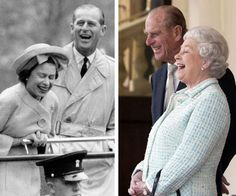 Queen Elizabeth and Prince Philip's love over the years