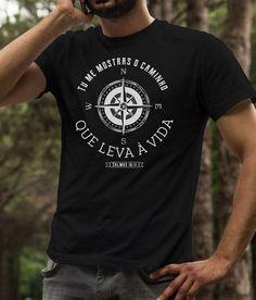 Camiseta Caminho da Vida. gessi júnior · camisetas gospel 369f5df452e