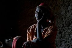 Boko Haram, one of the world's deadliest extremist groups, has used at least 105 women and girls in suicide attacks since June 2014. (Photo: Tyler Hicks/The New York Times)
