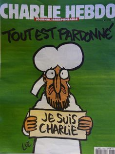 Charlie Hebdo Sells out - Image by © John Van Hasselt/Corbis