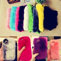 Cold winter is coming, in the cold winter, we all like fluffy, because will be very warm,  iPhone case also have the effect, in the cold winter, can add a lot of warmth.