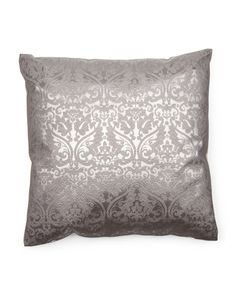 Wonderful Pillow Perfect Woodblock Leaf Rain Throw Pillow By Pillow Perfect