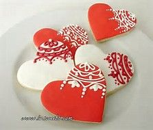 Image result for Hearts Lace Valentine Silhouette