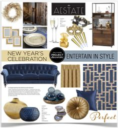 """""""New Year's Celebration With The Aestate"""" by jpetersen on Polyvore"""