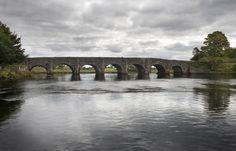 Bridge at Burrishoole, Co. Mayo, Ireland
