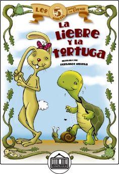 La Liebre Y La Tortuga (Leo 5 minutos antes de dormir) de  ✿ Libros infantiles y juveniles - (De 3 a 6 años) ✿