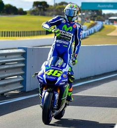 Vale, Philips Island Test Day 2