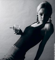 Edie Sedgewick, the Worhol 'it' girl of the 60's, was so very bodacious. Despite meeting an unsavory end, she remains a style idol, to this day.