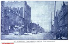 Hennepin Avenue, Minneapolis, 1890