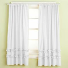 Having a hard time finding curtains! These may be a possibility though!