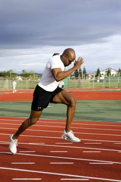 Try utilizing a local outdoor track for sprints.