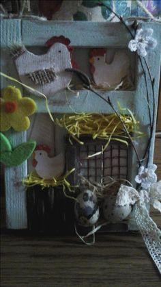 ozdoby Wielkanoce autorstwa Anna Borowczyk