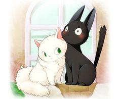 Illustrations, Manga Illustration, Really Cool Drawings, Easy Drawings, Secret World Of Arrietty, Chihiro Y Haku, Kiki Delivery, Studio Ghibli Art, Ghibli Movies