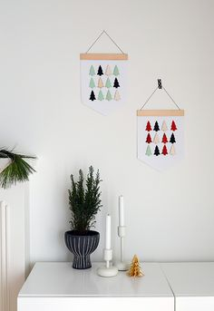 Nalle's House: Kids Christmas Craft and Our Christmas Tree