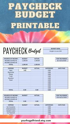 Budgeting Finances, Budgeting Tips, Monthly Expenses, Financial Tips, Financial Planning, Financial Peace, Weekly Budget, Budget Planner, Savings Planner